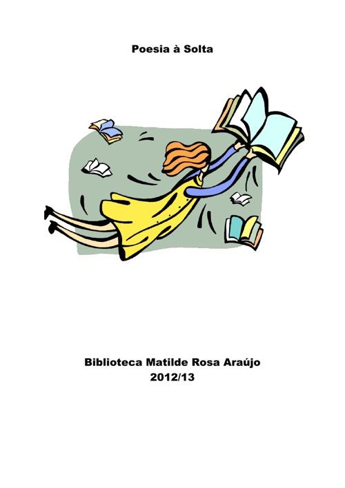 livro de Poemas 2012/13