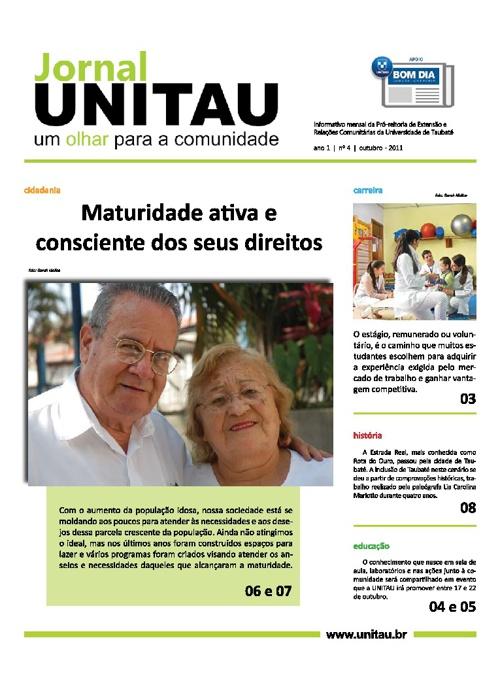 Jornal Unitau 4ª Edição