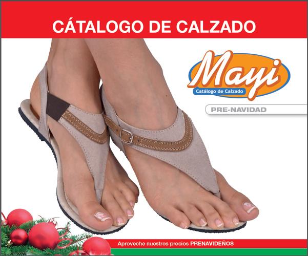 Catálogo de Calzado Mayi PRE-NAVIDAD