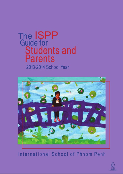 The ISPP Guide for Students and Parents 2013-2014