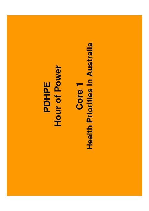 Core 1 Stimulus