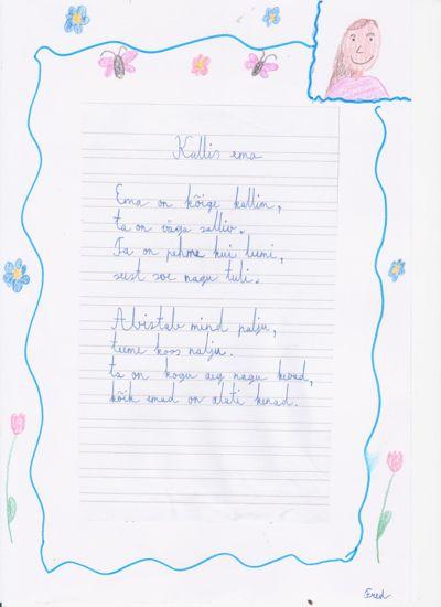 Luuletused emadele II