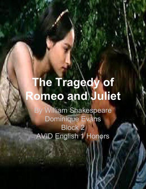 Romeo & Juliet Scrapbook