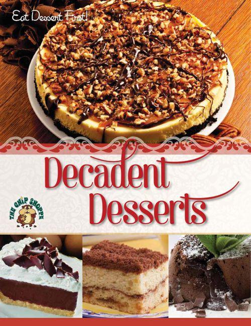 Decadent Desserts 2015