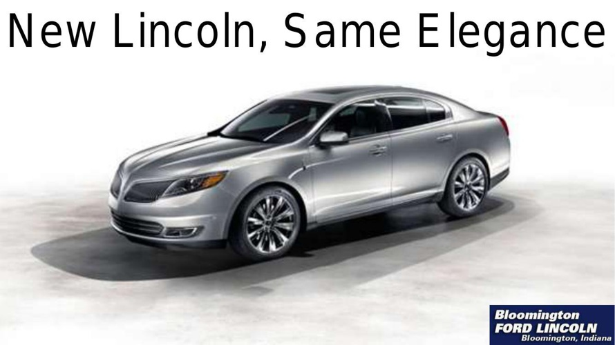 New Lincoln, Same Elegance