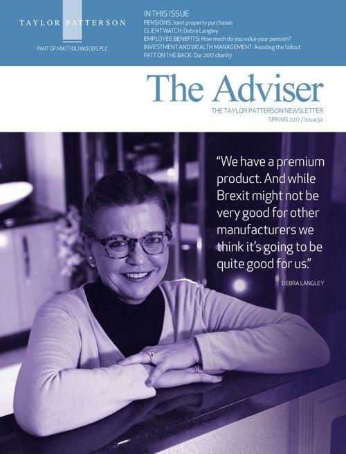 The Adviser - Spring 2017