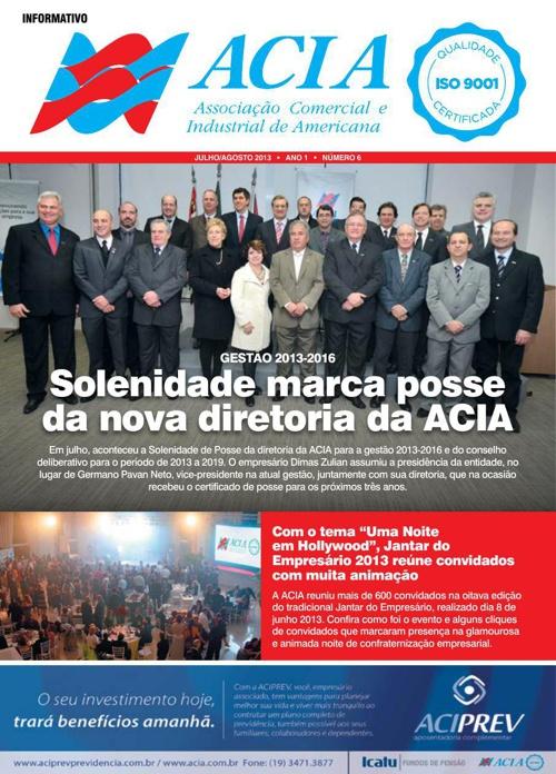 Informativo ACIA 006