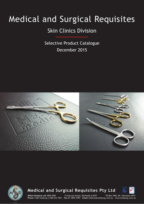 Skin Clinics Catalogue