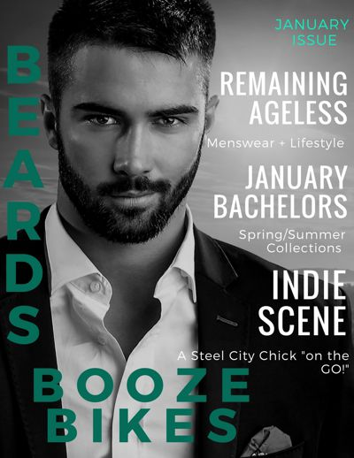Beards, Booze, Bikes Rate Card