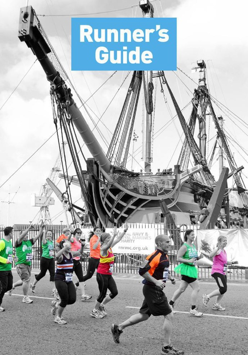 Bupa 25th Great South Run 2014 - Runners Guide