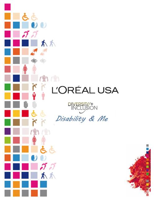 L'Oréal USA Disability & Me