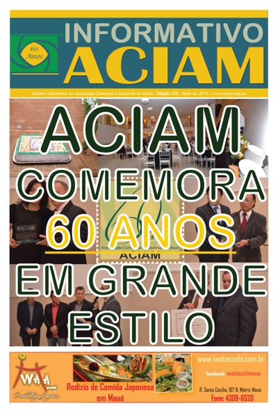 Copy of Informativo da Aciam