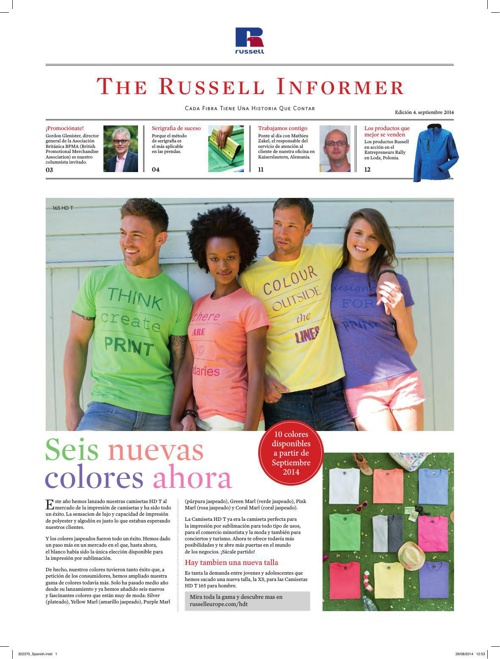 Russell Informer Issue 4 - Spanish final print pdf
