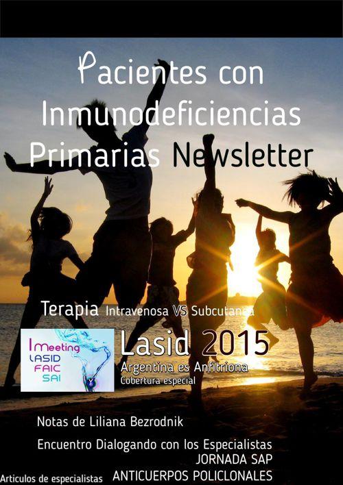 Newsletter Inmunodeficiencias Primarias Octubre 1ra Parte