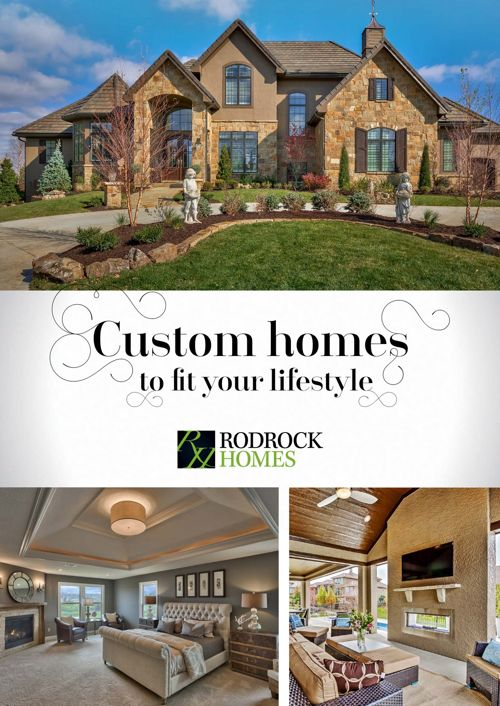 Rodrock Homes Custom Homes