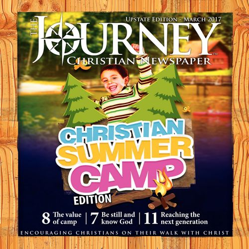 Journey UPSTATE March 2017 Issue