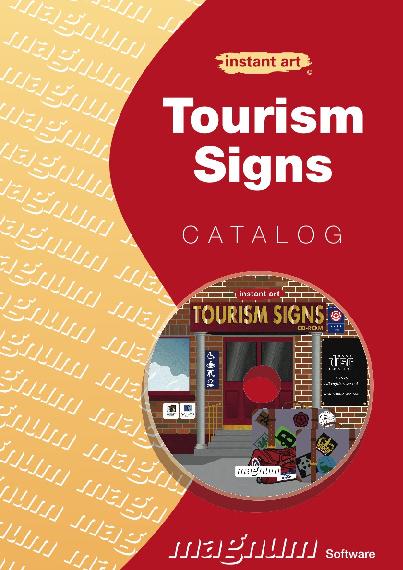 instant art© Tourism CD-ROM catalog