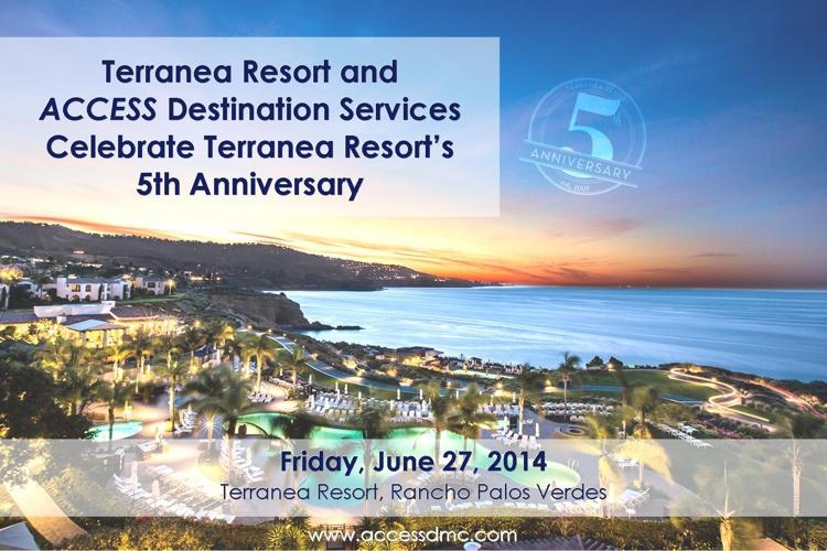 Terranea Resort 5th Anniversary - by ACCESS Destination