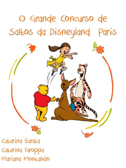 O Grande Concurso de Saltos da Disneyland Paris