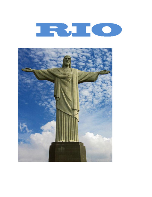 Copy of Rio by Clayton Geary