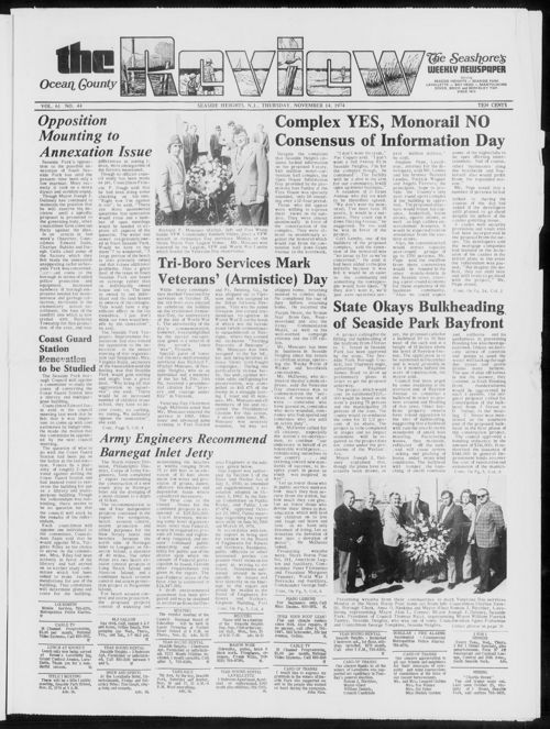 Review November 1974