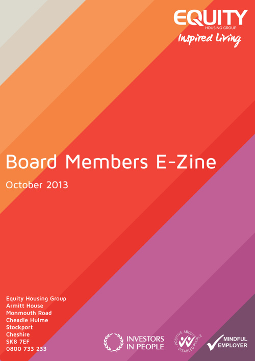Board Members Autumn E-zine