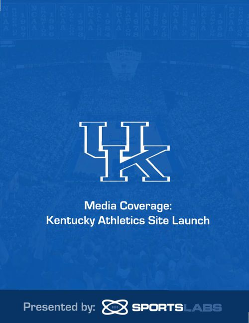 Kentucky Website Launch: Media Coverage