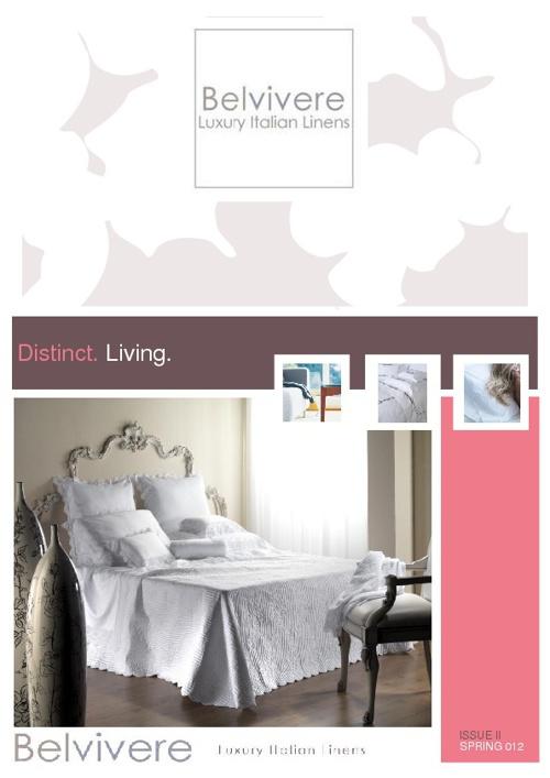 Belvivere Catalog Spring Summer 2012