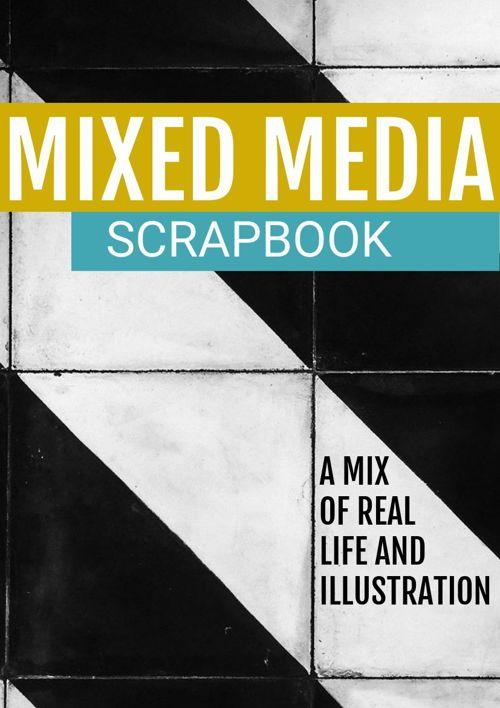 Mixed Media Scrapbook