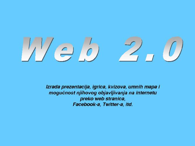 Knjiga Web 2.0