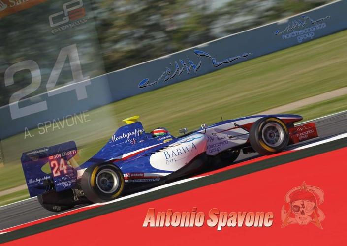 Book Antonio Spavone