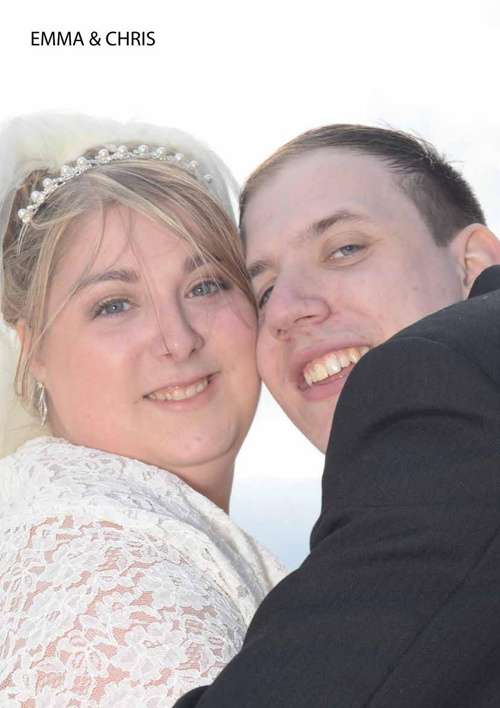 Emma and Chris by Elwood Photography