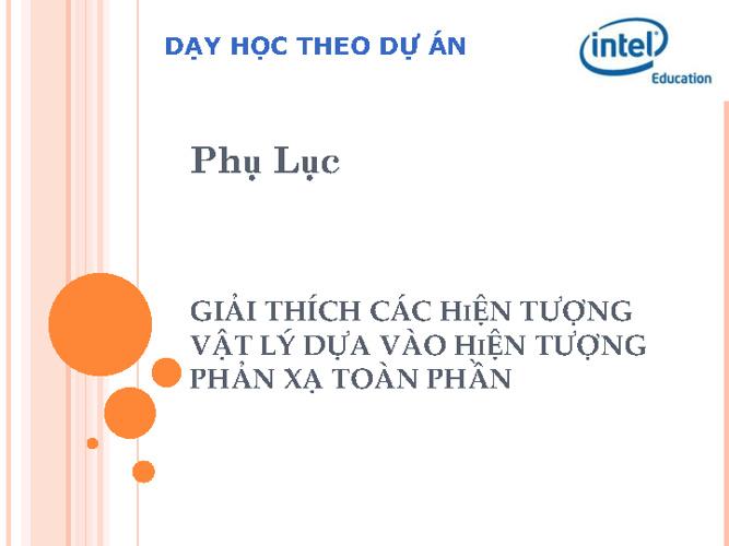 Giai Thich Hien Tuong Tu Nhien