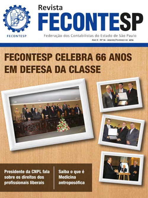 Revista FECONTESP