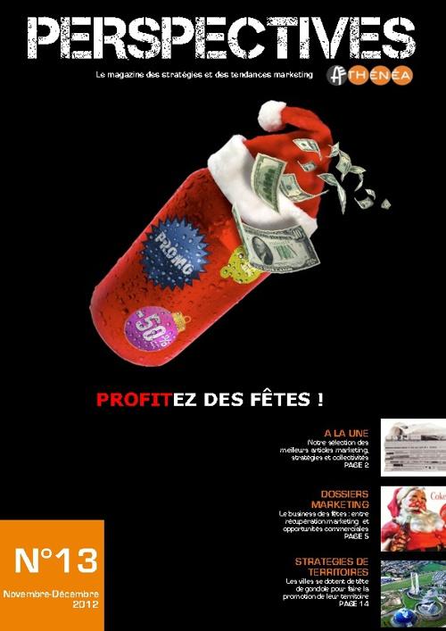 Perspectives N°13 - Décembre 2012