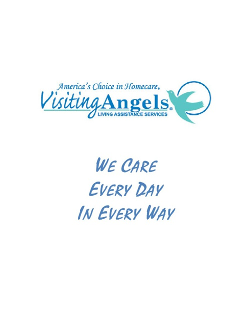 About Visiting Angels