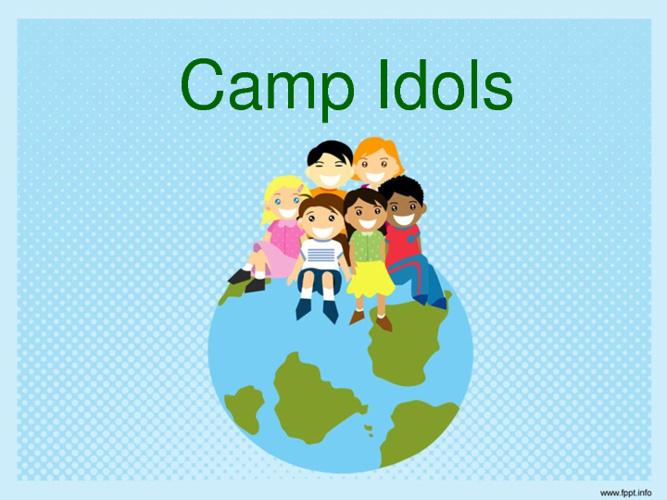 Camp Brrochures