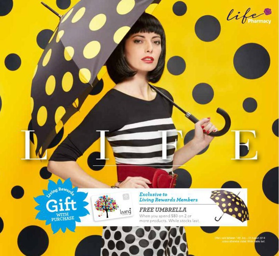 Life Beauty Mailer July