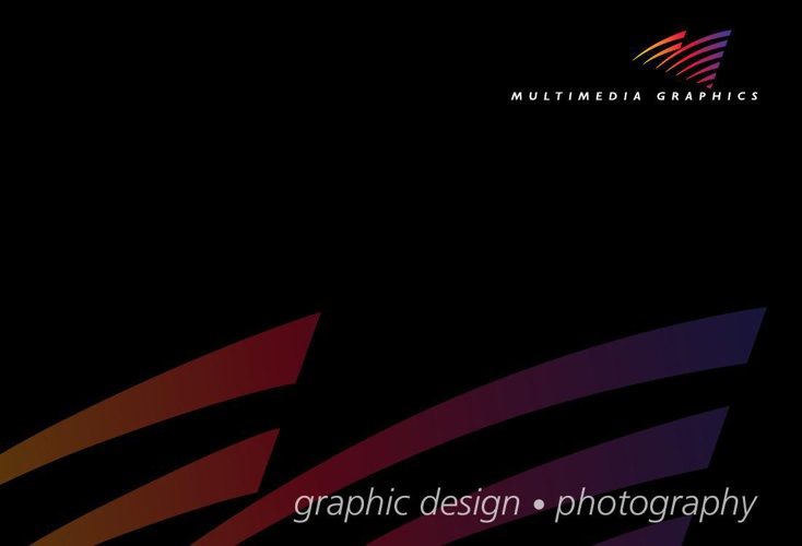 Multimedia Photography brochure