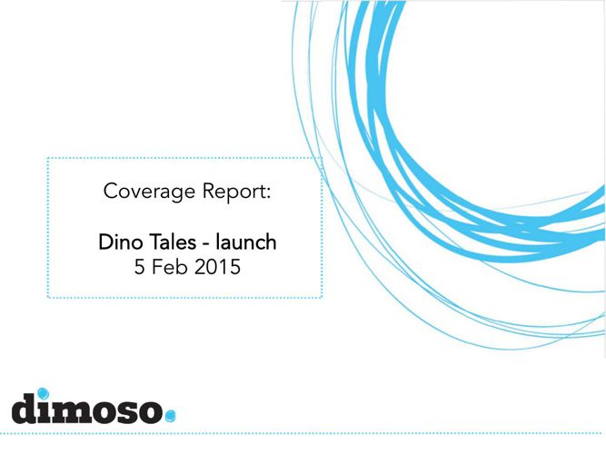 Weekly Coverage - Dino Tales