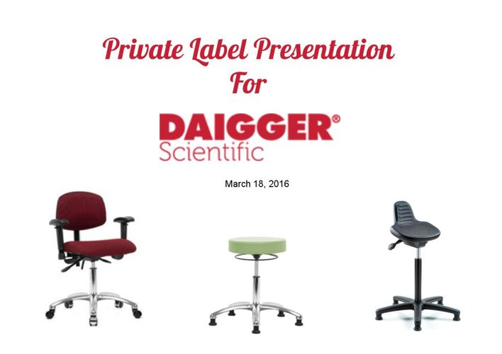 Daigger Scientific Presentation