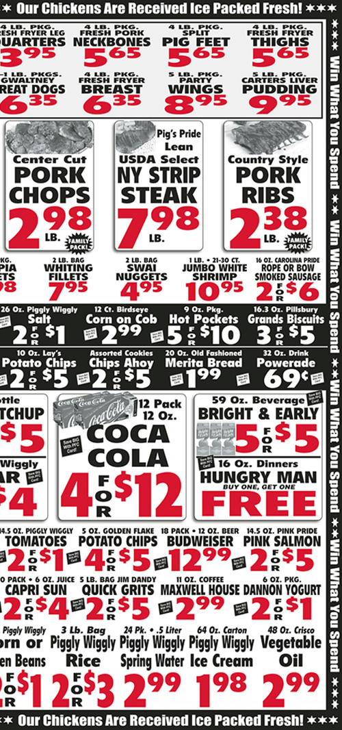 PW Weekly Ad: 06/04 - 06/10