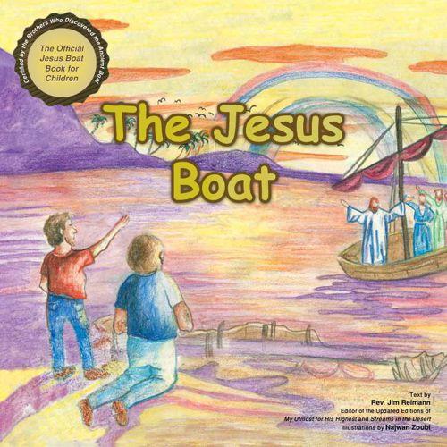 The Jesus Boat - English