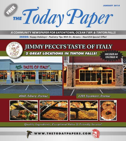 Today Paper - January 2016