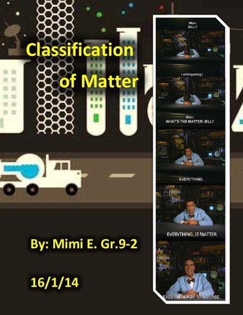 Sc_Classification of Matter
