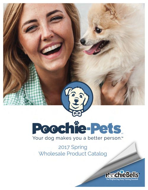 Poochie-Pets Spring 2017 Catalog