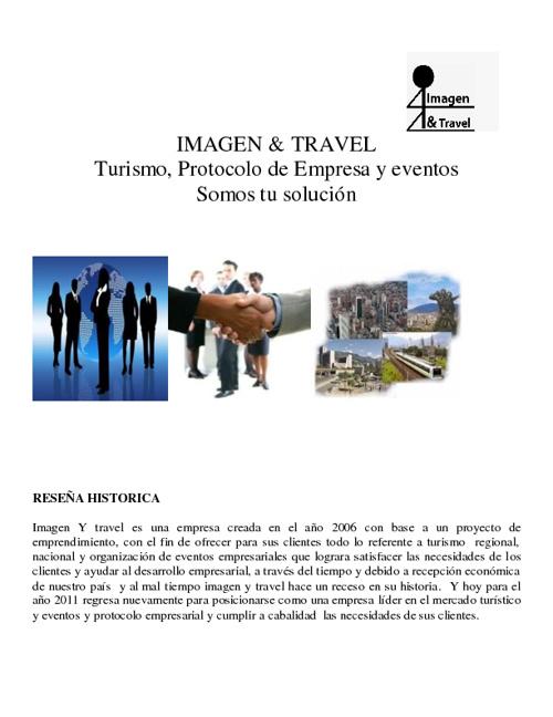 IMAGEN & TRAVEL