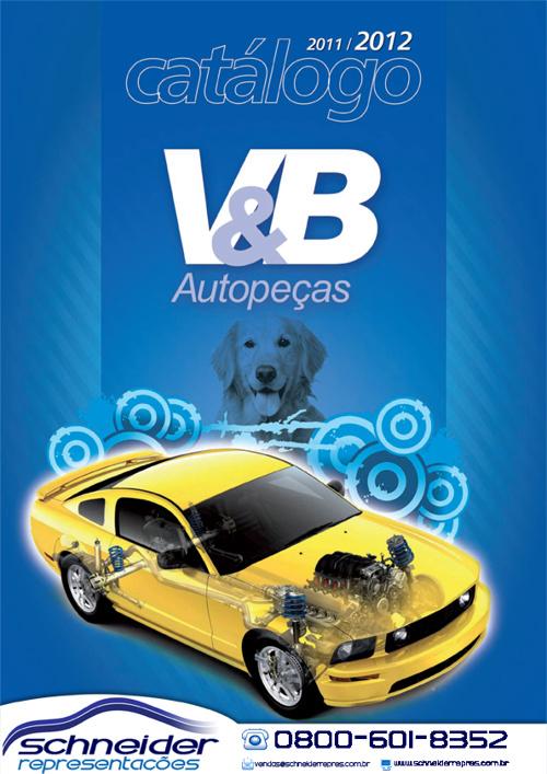 Catálogo V&B Autopeças