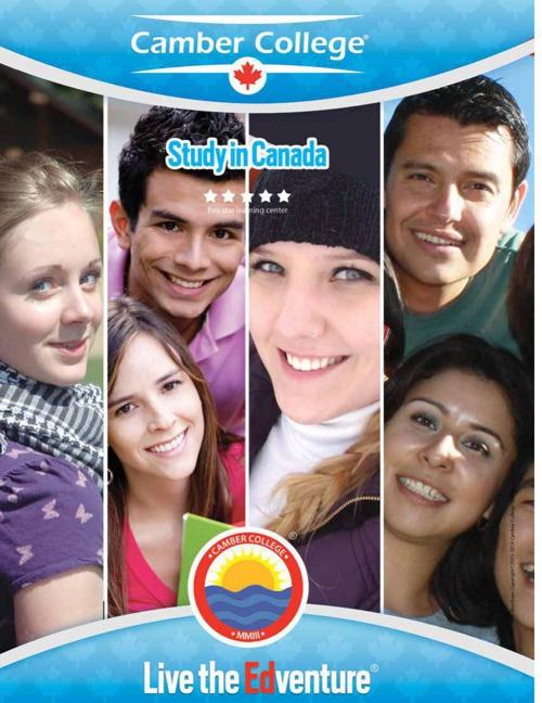 Main Brochure Online / Study English in Canada