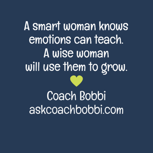 Bobservations Of Everyday Woman with Coach Bobbi